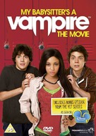 My Babysitter's a Vampire - British DVD cover (xs thumbnail)