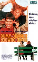 Dumb & Dumber - German Movie Cover (xs thumbnail)