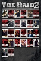 The Raid 2: Berandal - Movie Poster (xs thumbnail)