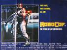 RoboCop - British Movie Poster (xs thumbnail)