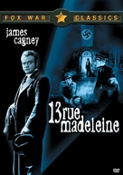 13 Rue Madeleine - Movie Cover (xs thumbnail)