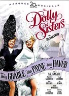 The Dolly Sisters - DVD movie cover (xs thumbnail)