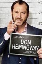 Dom Hemingway - Movie Poster (xs thumbnail)