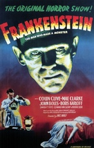 Frankenstein - Re-release movie poster (xs thumbnail)