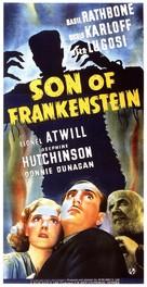 Son of Frankenstein - Movie Poster (xs thumbnail)