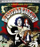 Vampire Circus - Blu-Ray movie cover (xs thumbnail)