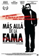 I Love Your Work - Spanish Movie Poster (xs thumbnail)