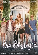 Biz Böyleyiz - Turkish Movie Poster (xs thumbnail)