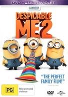 Despicable Me 2 - Australian DVD cover (xs thumbnail)