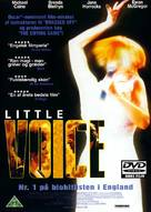 Little Voice - Danish poster (xs thumbnail)