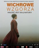 Wuthering Heights - Polish Movie Poster (xs thumbnail)