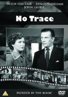 No Trace - British DVD movie cover (xs thumbnail)