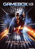 Game Box 1.0 - Italian Movie Poster (xs thumbnail)