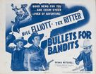 Bullets for Bandits - Movie Poster (xs thumbnail)