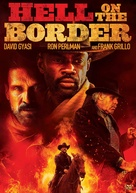 Hell on the Border - DVD movie cover (xs thumbnail)