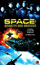 """Space: Above and Beyond"" - German VHS movie cover (xs thumbnail)"