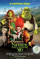 Shrek Forever After - Brazilian Movie Poster (xs thumbnail)