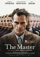 The Master - Spanish Movie Poster (xs thumbnail)