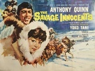 The Savage Innocents - British Movie Poster (xs thumbnail)