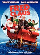 Fred Claus - DVD cover (xs thumbnail)
