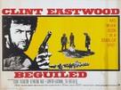 The Beguiled - British Movie Poster (xs thumbnail)