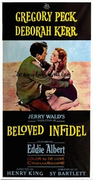 Beloved Infidel - Movie Poster (xs thumbnail)