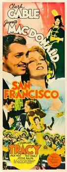 San Francisco - Movie Poster (xs thumbnail)