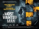 A Most Wanted Man - British Movie Poster (xs thumbnail)