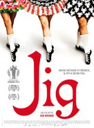 Jig - French Movie Poster (xs thumbnail)