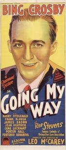 Going My Way - Australian Movie Poster (xs thumbnail)