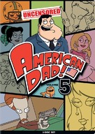 """American Dad!"" - Movie Cover (xs thumbnail)"