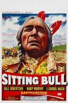 Sitting Bull - Belgian Movie Poster (xs thumbnail)