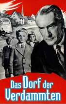 Village of the Damned - German VHS cover (xs thumbnail)