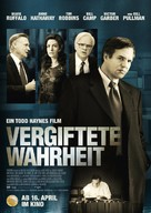 Dark Waters - German Movie Poster (xs thumbnail)