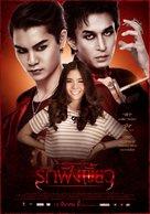 Rak fang khiao - Thai Movie Poster (xs thumbnail)