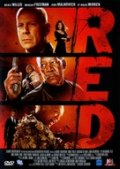RED - French DVD movie cover (xs thumbnail)