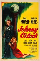 Johnny O'Clock - Movie Poster (xs thumbnail)