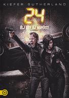 """""""24: Live Another Day"""" - Hungarian DVD movie cover (xs thumbnail)"""
