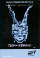 Donnie Darko - Portuguese Movie Cover (xs thumbnail)