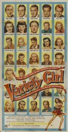 Variety Girl - Movie Poster (xs thumbnail)