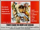 Las Vegas, 500 millones - British Movie Poster (xs thumbnail)