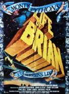 Life Of Brian - Danish Movie Poster (xs thumbnail)
