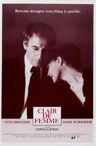 Clair de femme - Movie Poster (xs thumbnail)
