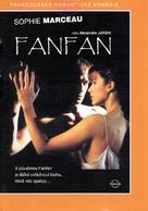 Fanfan - Czech DVD cover (xs thumbnail)