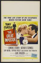 The Great Impostor - Movie Poster (xs thumbnail)