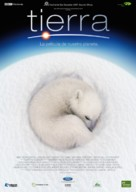 Earth - Spanish Movie Poster (xs thumbnail)