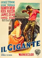 Giant - Italian Movie Poster (xs thumbnail)