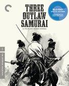 Sanbiki no samurai - Blu-Ray movie cover (xs thumbnail)