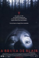 The Blair Witch Project - Brazilian Movie Poster (xs thumbnail)