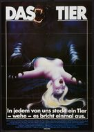 The Howling - German Movie Poster (xs thumbnail)
